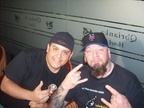with Paul Dianno